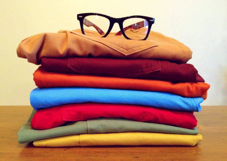 Los colores en la ropa